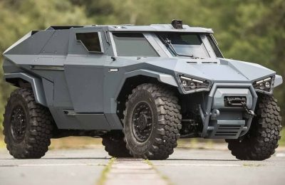 Reasons of buying an armored vehicle