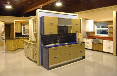 Benefits of visiting kitchen showrooms
